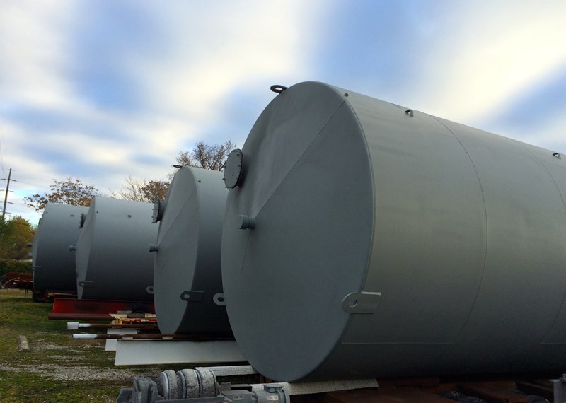 Agriculture Bulk Storage Tanks Squibb Tank Company Inc