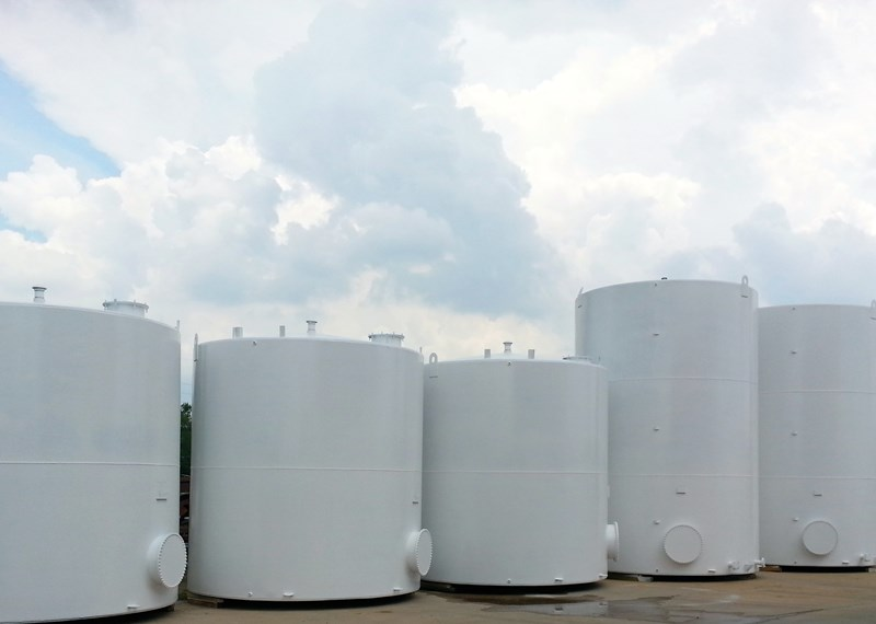 10000 20000 Gallon Storage Tanks