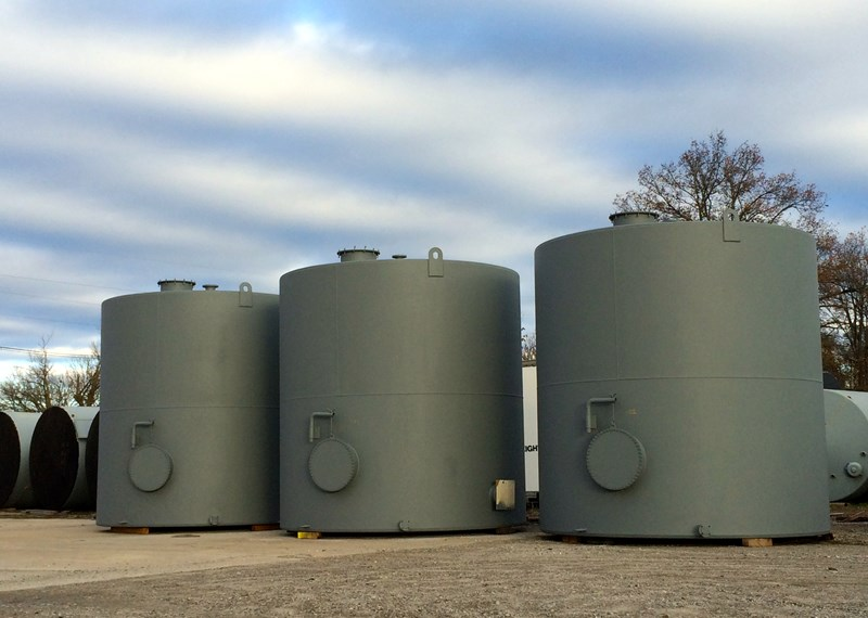 10000 Gallon Fuel Storage Tank