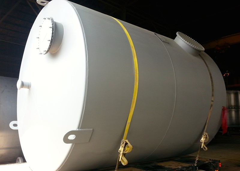 10000 Gallon Steel Tank