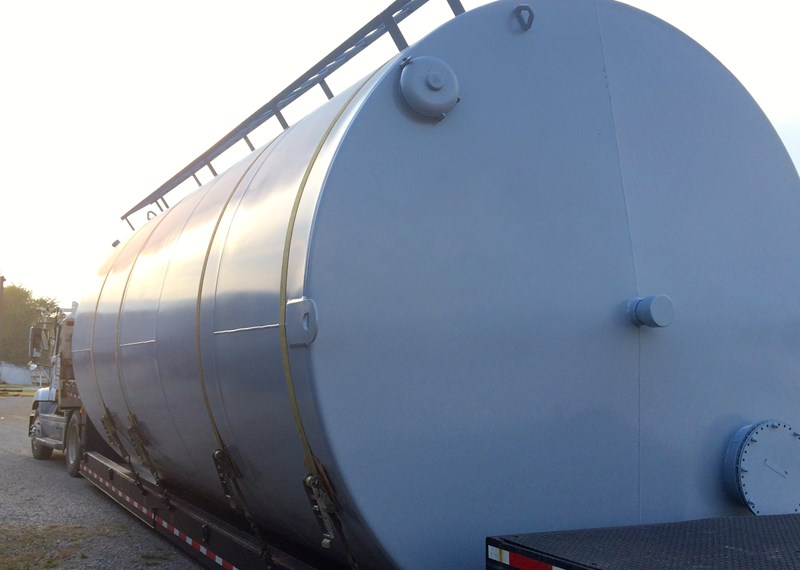 Steel Storage Tanks: 10,000 to 50,000 Gallons