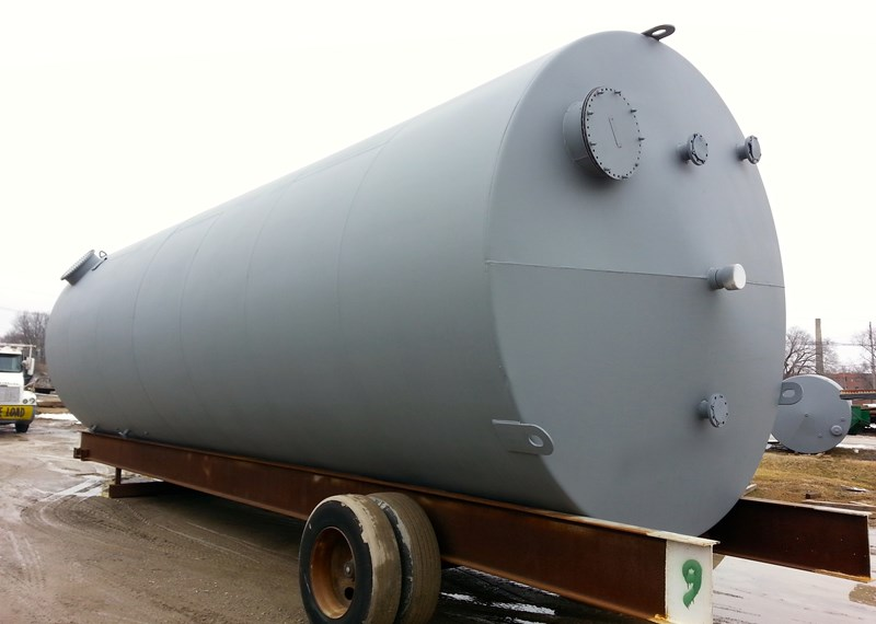 30000 Gallon Steel Tank