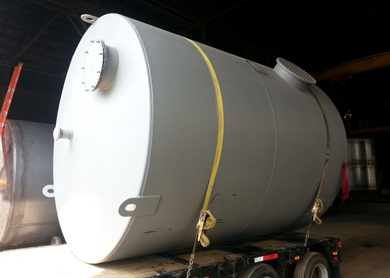 7000 Gallon Storage Tank