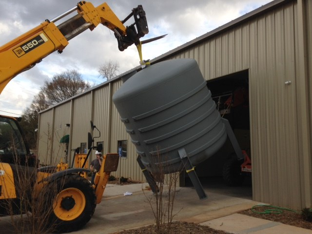 Kettle Steel Storage Tanks