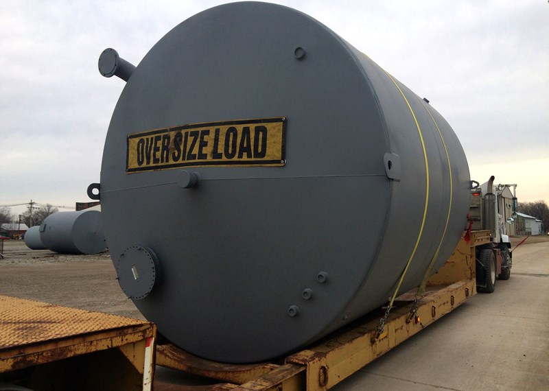 10000 Gallon Double Wall Tank