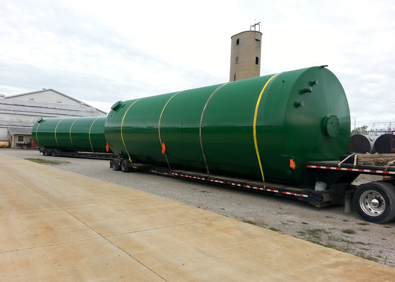 Bio Fuel Diesel Steel Storage Tank