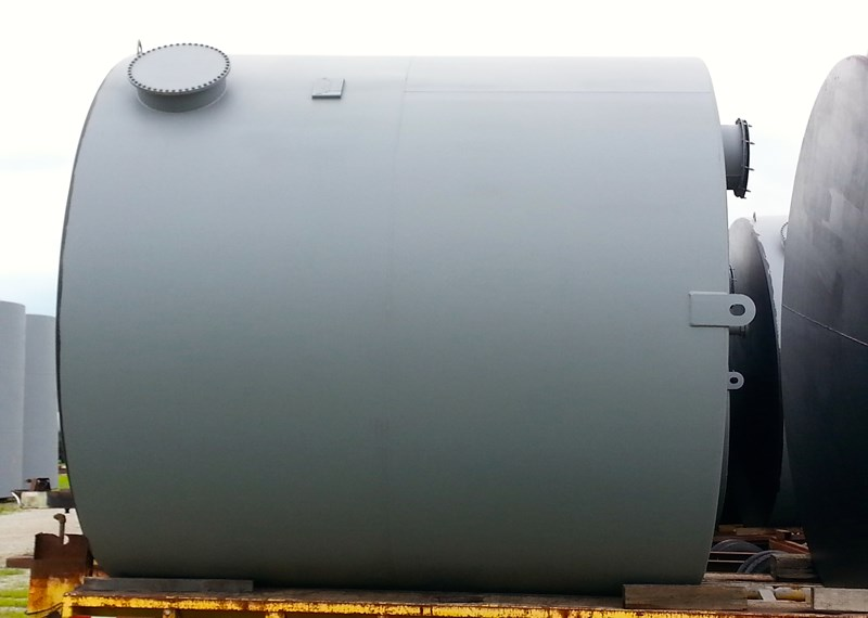 Shop Manufactured Tanks