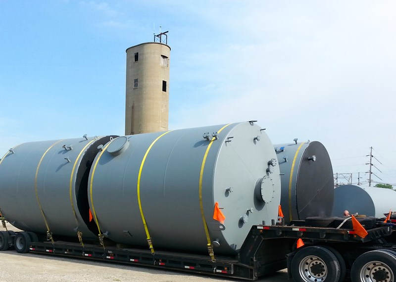UL 142 Certified Tanks