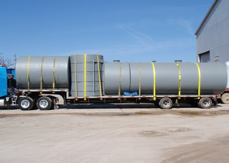 UL 142 Fuel Tanks