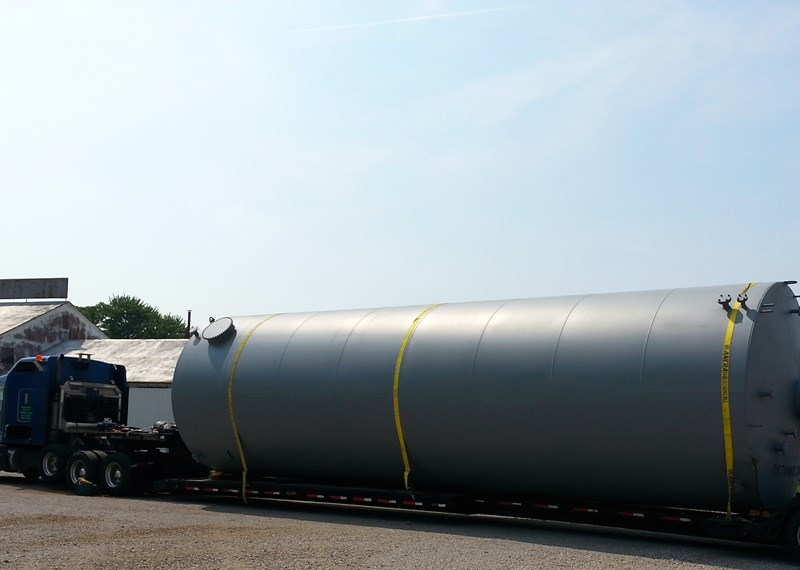 UL 142 Vertical Storage Tank